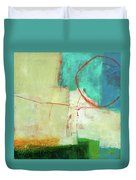 Coastal Fragment #7 Duvet Cover