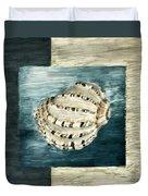 Coastal Jewel Duvet Cover by Lourry Legarde