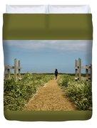 Coastal Path Duvet Cover