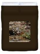 Coastal Wildflowers 1 Duvet Cover