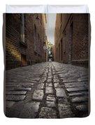 Cobbled Alley Duvet Cover