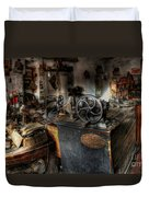 Cobbler's Shop Duvet Cover