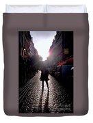 Cobblestone Path Home Paris Duvet Cover