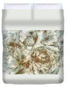 Cobblestoned Disrobed  Id 16098-000717-06400 Duvet Cover