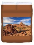 Cobra Mountain Duvet Cover