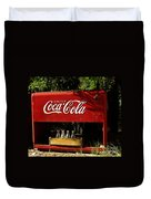 Coca-cola Duvet Cover