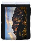 Cochise Head Duvet Cover