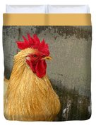Cock Of The Walk Duvet Cover