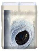 Cockatiel Eye Duvet Cover
