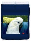 Cockatoo Bird Duvet Cover