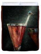 Cocktail Time Duvet Cover