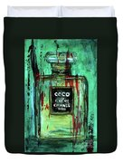 Coco Potion Duvet Cover
