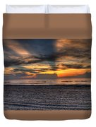 Cocoa Beach-2 Duvet Cover