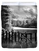 Cocolala Creek Slough 2 Duvet Cover