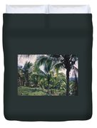 Coconut Farm Duvet Cover