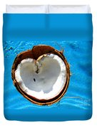 Coconut Heart Duvet Cover