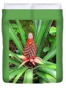 Coconut Plant Duvet Cover