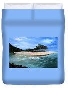 Cocos Bay Trinidad Duvet Cover