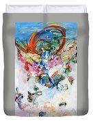 Coffecloud 1 Duvet Cover