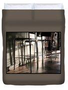 Coffee Bar - 200300 Duvet Cover