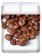 Coffee Beans Duvet Cover by Gert Lavsen