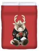 Coffee Bou - Silent Night Duvet Cover