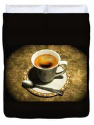 Coffee - Id 16217-152032-0430 Duvet Cover
