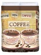 Coffee Love-jp3592 Duvet Cover