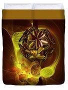 Coffee Siesta Duvet Cover