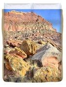 Cohab Rock Garden Duvet Cover
