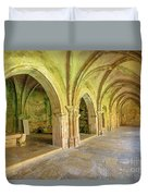 Coimbra Old Cathedral Duvet Cover