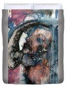 Coition Duvet Cover