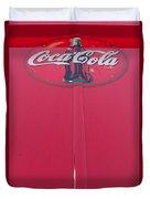 Coke Lollipop Duvet Cover