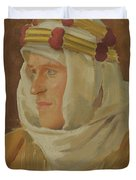 Lawrence Of Arabia - Col. Thomas Edward Lawrence Duvet Cover