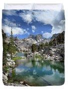 Colby Lake Outlet - Sierra Duvet Cover