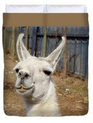 Colchagua Valley Lama Duvet Cover