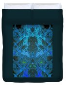 Cold Fire Duvet Cover