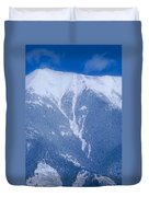 Cold Mountain Duvet Cover