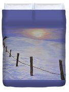 Cold Sience Duvet Cover