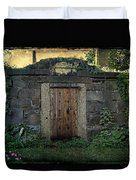 Cold Storage Crypt Duvet Cover