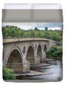 Coldstream Bridge 1807 Duvet Cover