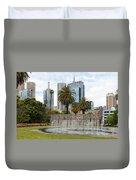 Coles Fountain Duvet Cover