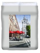 Colima, Mexico Duvet Cover