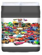Collage2013 Duvet Cover