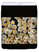 Collective Flowers Duvet Cover