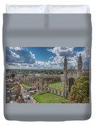 College Of Kings Duvet Cover