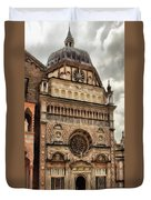 Colleoni Chapel Duvet Cover