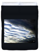 Collision Duvet Cover