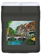 Colmar In Full Bloom Duvet Cover