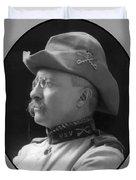 Colonel Roosevelt Duvet Cover
